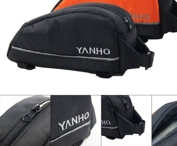 Велосумка нарамная Yanho