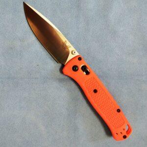 Benchmade 535 Bugout Orange