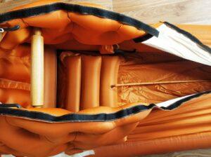 Плот спасательный надувной ПСН-1